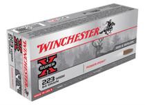 Winchester Super X 223 Super Short Mag Power-Point 64gr, 20Box/10Case