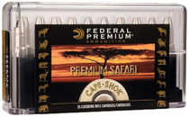 Federal Premium 458 Lott 500 Grain Trophy Bonded Sledgehammer Solid, 20rd Box