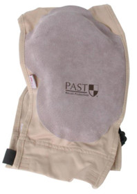 Past Super Mag-Plus Recoil Shield Suede Leather/Cloth Tan