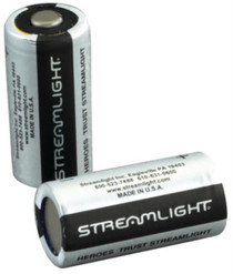 Streamlight Scorpion 3 Volt Lithium Ion Batteries, 2 Pack