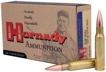 Hornady Custom .308 Winchester 155 Grain Open Tip Match