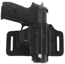 Galco Tac Slide Glock 17/19/22/23/26/27/31/32/33/34/35, Black, RH