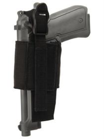 Blackhawk Diversion Adjustable Hook-Back Holster Black Ambidextrous