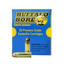 Buffalo Bore .44 Mag, Heavy 300 Gr, JFN Bullet, 20rd/Box