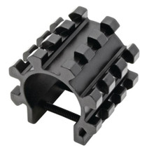 LASERLYTE Shotgun TRI-RAIL Mounting System