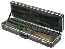 SKB Standard Breakdown Shotgun Case, Alum Valance, Contoured Poly