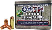 Oath Tango 10mm, 125 Gr, 20rd/Box