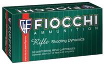 Fiocchi 7mm-08 Remington, 139 Gr, SST, 20rd/Box
