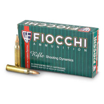 Fiocchi 7mm 08 Remington, 139 Gr, BTSP, 20rd Box