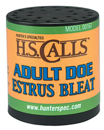 Hunter's Specialties Adult Doe Estrus Bleat