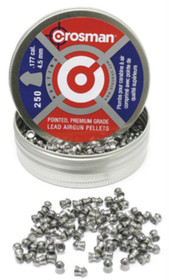 Crosman CopperHead Pellets Pointed .177