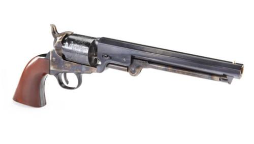 "Uberti Colt 1851 Navy London Steel .36, 7.5"" Barrel, Black Powder"