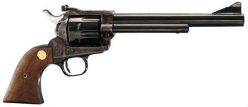 """Colt New Frontier Single Action Army .45 Colt 7.5"""" Barrel Flat Top Case Colored Frame 6rd"""