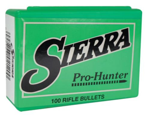 Sierra Pro-Hunter .30 Caliber .308 220gr, Round Nose, 100 Box