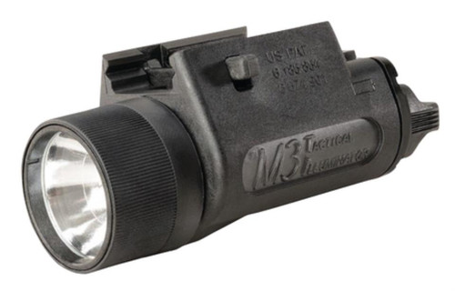Insight M3 Tactical Weapon Light, W/Batteries, Black