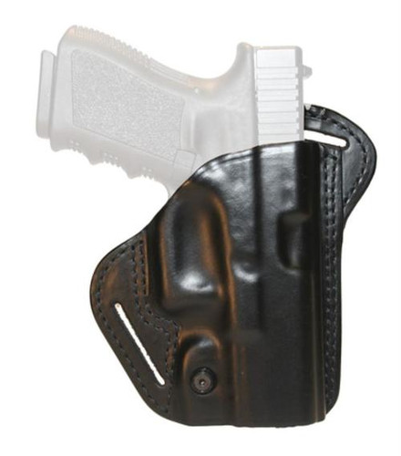 Blackhawk CQC Leather Check-Six Holster Black Right Hand For Sig 228/229/225
