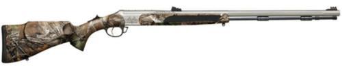 "Traditions Black Powder Vortek StrikerFire LDR Northwest Magnum .50 Caliber 30"" Fluted Barrel CeraKote, Realtree Xtra Camo Soft Touch Stock"