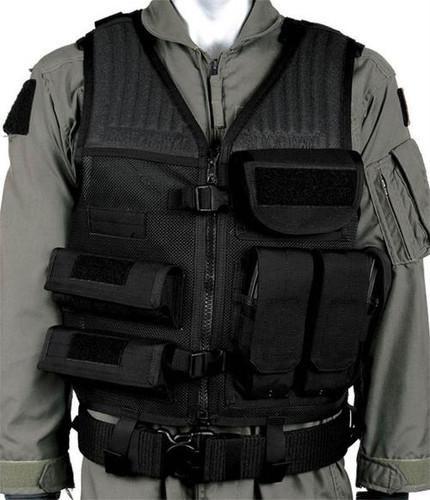 Blackhawk Omega Vest Black Adjustable Nylon Mesh