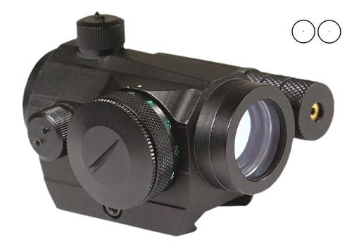 Firefield Close Combat 1x22mmObj Unlim EyeRelief 3 MOA Red Dot/Laser Black