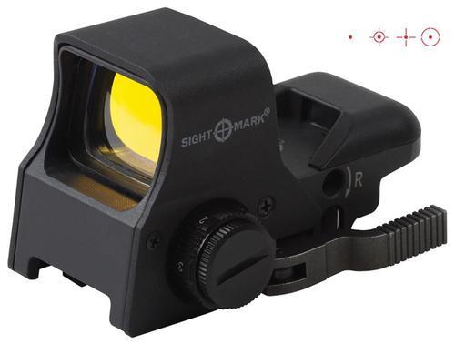 Sightmark Ultra Shot Pro Series NV QD Infinite Eye Relief 1 MOA Black