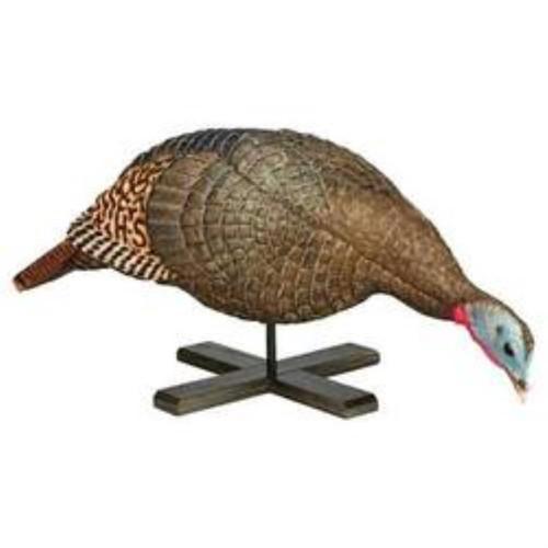 Hunter's Specialties Strut Penny Snood Feeder Hen Turkey Decoy