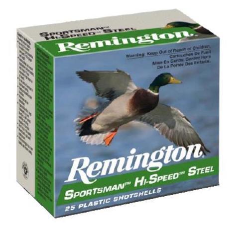 Remington Sportsman Hi-Speed Loads 10 Ga 3.5 1.4oz BB Shot 25rd/Box