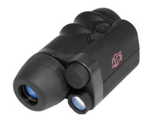 ATN DNVM Digital Night Vision Monocular 2x24mm 8 degrees FOV