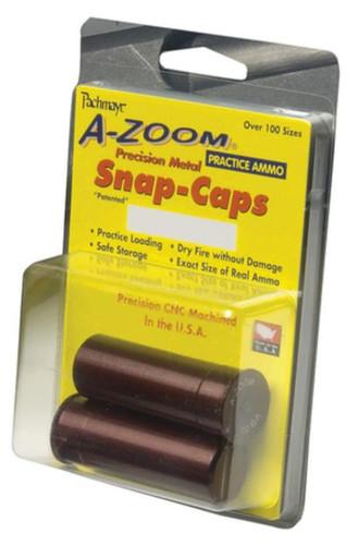 A-Zoom Snap Caps 20 Ga 2 Bx/ Aluminum Cs
