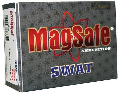 Magsafe Handgun SWAT 9mm 45gr, Pre-Fragmented Bullet, 10rd/Box