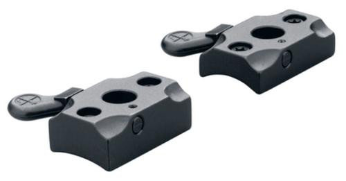 Leupold 2 Piece Base Quick Release Traditions And In-Line Bolt Action Matte
