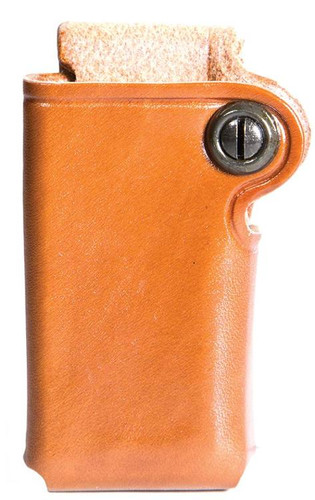 Galco Single Mag Case Snap 18 Fits Belts up to 1.75 Tan Leather