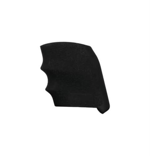Hogue Handall Hybrid Grip Sleeve For Springfield XD9 9mm/.40S&W/.357 Sig, Black