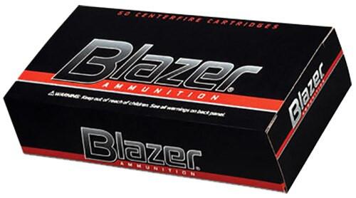 CCI Blazer .357 Remington Mag 158 Gr, Jacketed Hollow Point, Aluminum Case, 50rd/Box