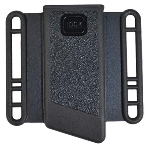 Glock G20/21 Mag Pouch, Polymer Black