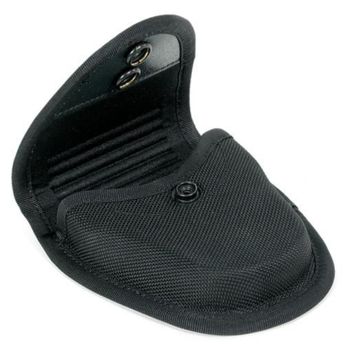 Blackhawk Handcuff Pouch Single Molded Cordura Duty Gear Black