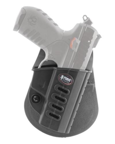 Fobus Evolution 2 Series Belt Holster For Ruger SR22 Black Right Hand