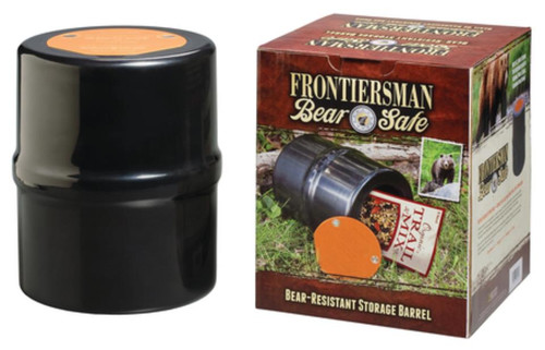 Frontiersman Bear Safe- Bear Resistant Food Container