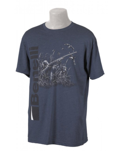 "Benelli ""Duck Blind"" Logo T-Shirt, Medium"
