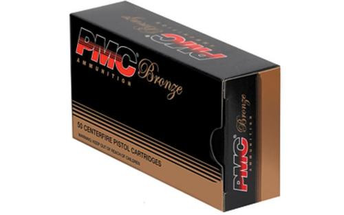 PMC Bronze .44 Rem Mag 180gr, Jacketed Hollow Point, 25rd/Box, 20 Box/Case