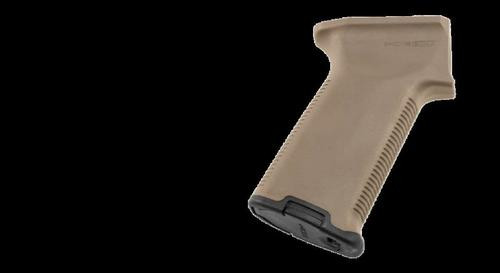 Magpul MOE AK-47 /74 Grip+, Flat Dark Earth Rubber Over-Molding