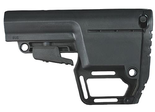 Mission First Tactical BatteLink Utility Collapsible Stock Black