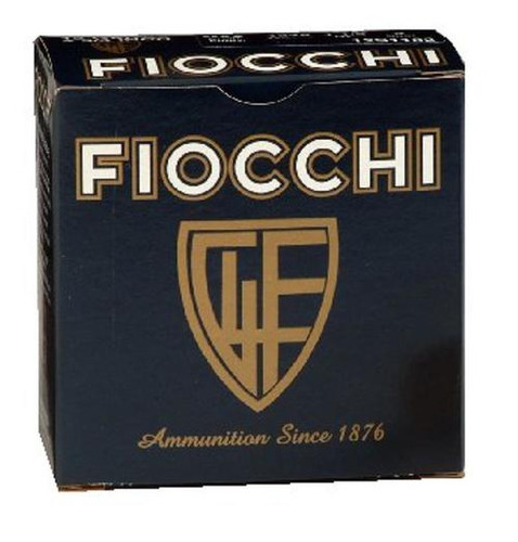 "Fiocchi Hunting Speed Steel 20 Ga, 3"", 7/8oz, 4 Shot, 25rd/Box"