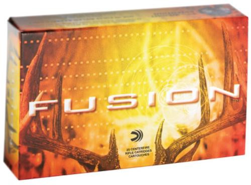 Federal .300 Winchester Short Magnum 165gr, Fusion 20rd Box