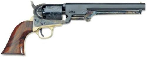 "Uberti 1851 Navy-Oval Trigger Guard .36 cal Black Powder, 7.5"" Barrel, NO FFL NEEDED"