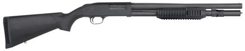 "Mossberg 590A1 12 Ga 18.5"" Barrel Tri-Rail Forend 7 Shot"