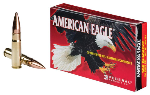 Federal American Eagle 300 AAC Blackout/Whisper (7.62X35mm) 150 gr, 20rd/Box