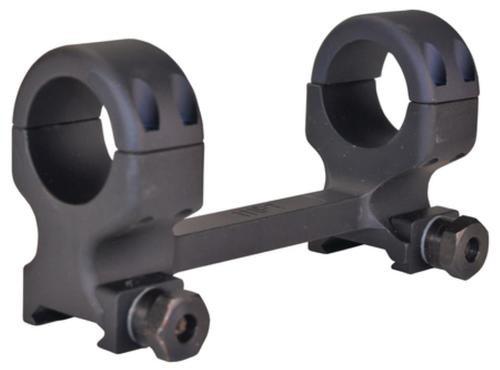 "DNZ AR-15 Scope Mount 1"" Base & Ring Combo, Matte Black"