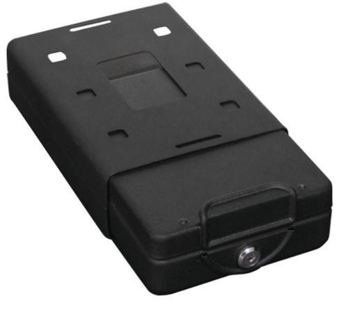Bulldog Cases Car/Personal Pistol Vault 9x6