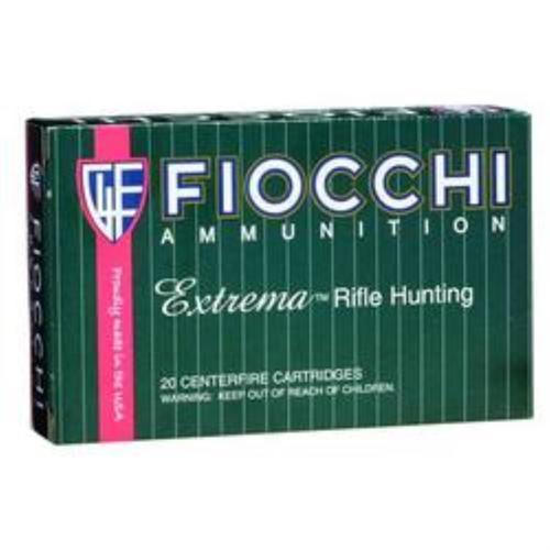 Fiocchi Extrema 30-06 Springfield Barnes Tipped TSX 168gr, 20rd/Box