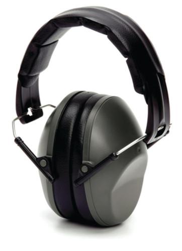 Pyramex Glasses VentureGear PM9010 Ear Muffs NRR 22db Gray Boxed
